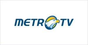 logo metro tv